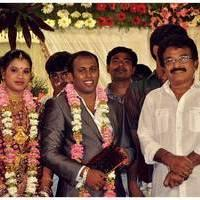 Keyar - Senthil Son Wedding Reception Photos