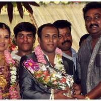 Saravanan - Senthil Son Wedding Reception Photos