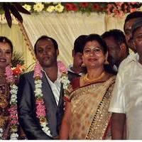 Senthil Son Wedding Reception Photos