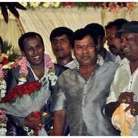Senthil Son Wedding Reception Photos