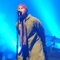 Beady Eye performing at the Wiltern