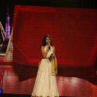 Parvathy Omanakuttan - SIIMA Awards in Dubai Fashion Show 2012 Photos