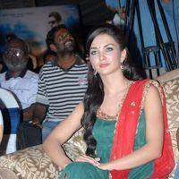 Amy Jackson at Siva Thandavam Audio Release Pictures