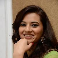 Isha Chawla at Santosham 2013 Awards Press Meet Photos