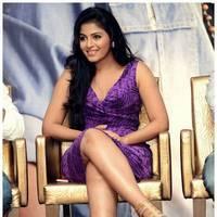 Anjali (Actress) - Balupu Movie Success Meet Photos