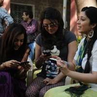 Charmi at Saradaga Ammayitho Shooting Spot Photos | Picture 503469