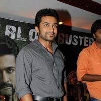 Suriya - Singam (Yamudu 2) Success Meet Photos