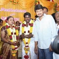 Udhayanidhi Stalin (Producer) - Director S. R. Prabhakaran Wedding Photos | Picture 509980