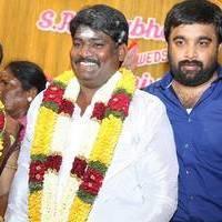 M Sasikumar - Director S. R. Prabhakaran Wedding Photos