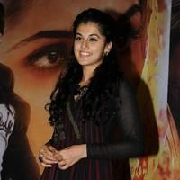 Taapsee at Sahasam Success Meet Photos | Picture 513137