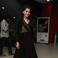 Taapsee at Sahasam Success Meet Photos | Picture 513141