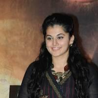 Taapsee at Sahasam Success Meet Photos | Picture 513142