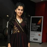Taapsee at Sahasam Success Meet Photos | Picture 513143