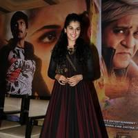 Taapsee at Sahasam Success Meet Photos | Picture 513147