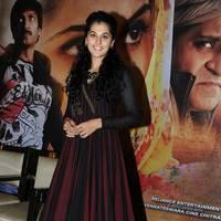 Taapsee at Sahasam Success Meet Photos | Picture 513151