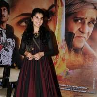 Taapsee at Sahasam Success Meet Photos | Picture 513152