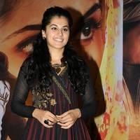 Taapsee at Sahasam Success Meet Photos | Picture 513155