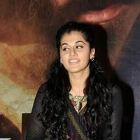 Taapsee at Sahasam Success Meet Photos | Picture 513158