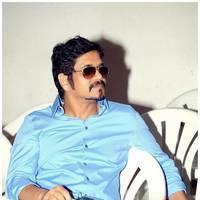 Nagarjuna Akkineni - Greeku Verudu Movie Success Meet Photos   Picture 451731