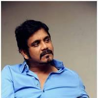 Nagarjuna Akkineni - Greeku Verudu Movie Success Meet Photos   Picture 451753