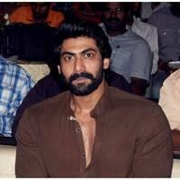 Rana Daggubati - Something Something Telugu Movie Audio Release Photos