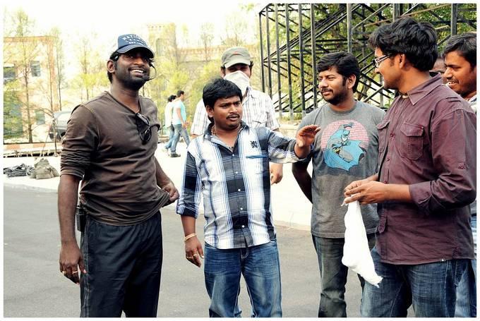 Raff Movie Working Stills | Picture 461693