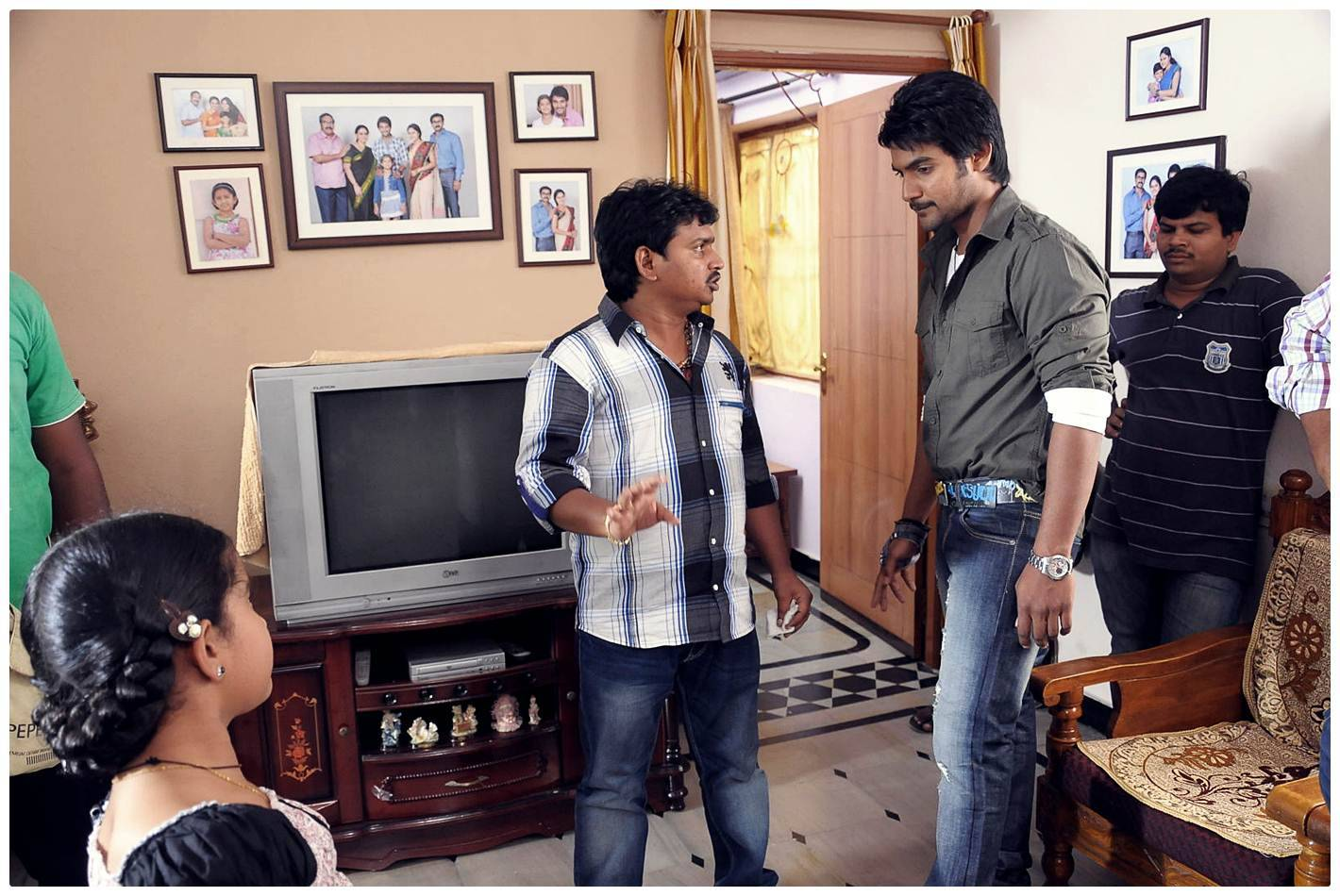 Raff Movie Working Stills | Picture 461692