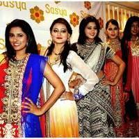 Shravya Reddy - Sasya the luxury designer house launches its summer wedding line Photos
