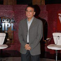 Sunil Gavaskar - Sets of Sony Max Extra Innings Show - Photos