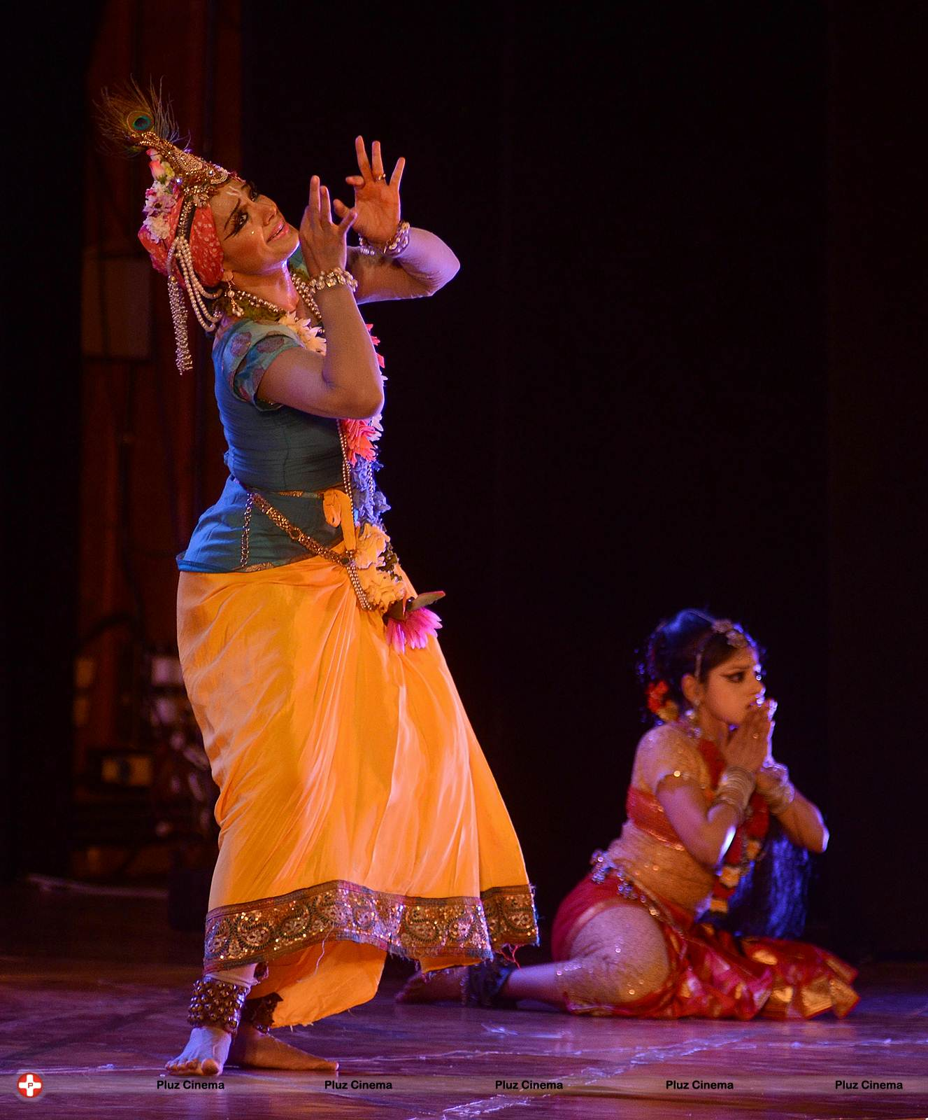 shobana dance ballet on krishna the musical photos