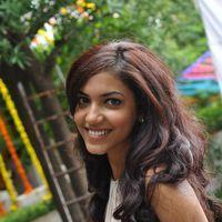 Ritu Cute Stills at Romance Movie Opening