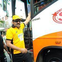 Rajiv Kanakala - Crescent Cricket Cup 2012 Photos