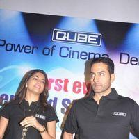 Parvathy Omanakuttan Stills at Cinema Ad SMS Contest Pictures