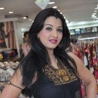 Siddhie at Neerus Kohinoor Collection Launch Stills