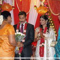 Kavitha - Actor Uday Kiran Reception Photos