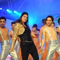 Aditi Gautam - Dances at SouthSpin Fashion Awards 2012 Pictures