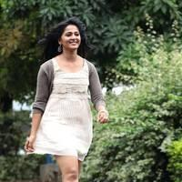 Anushka Cute Stills in Mirchi Movie