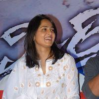 Anushka Shetty at Mirchi Success Meet Pictures