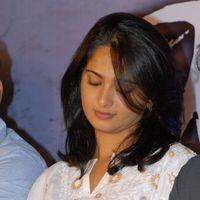 Anushka Shetty - Mirchi Movie Success Meet Pictures