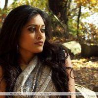 Sumona Chakravarti - Chinna Cinema Movie Working Stills