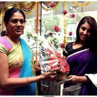 Richa Gangopadhyay at Sreeja Fashions 3rd Anniversary Photos