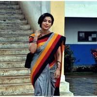 Flora Saini - Aakasam lo Sagam Movie Working Stills   Picture 501119