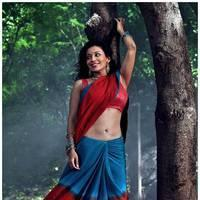Flora Saini - Aakasam lo Sagam Movie Working Stills   Picture 501120