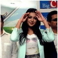 Catherine Tresa Latest Photos at Big C Mobile Store Launch | Picture 503197