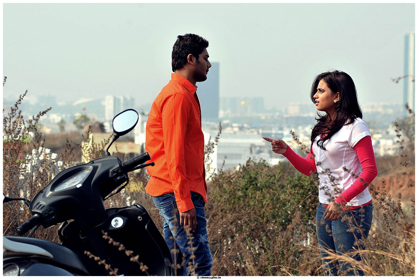 Romance Movie Latest Photos | Picture 505128
