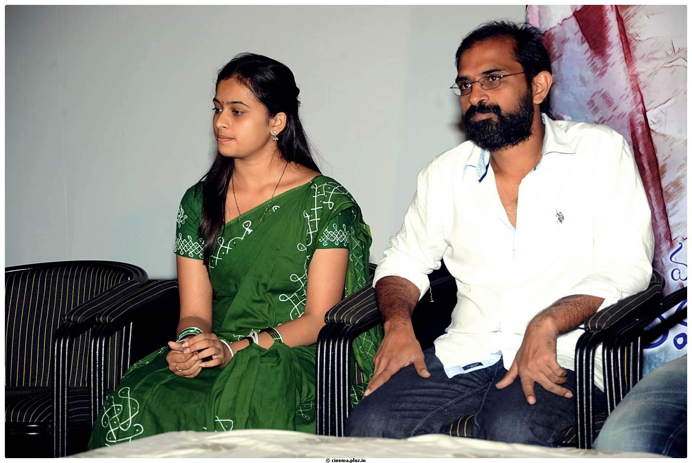 Mallela Teeramlo Sirimalle Puvvu Movie Success Meet Stills | Picture 505611