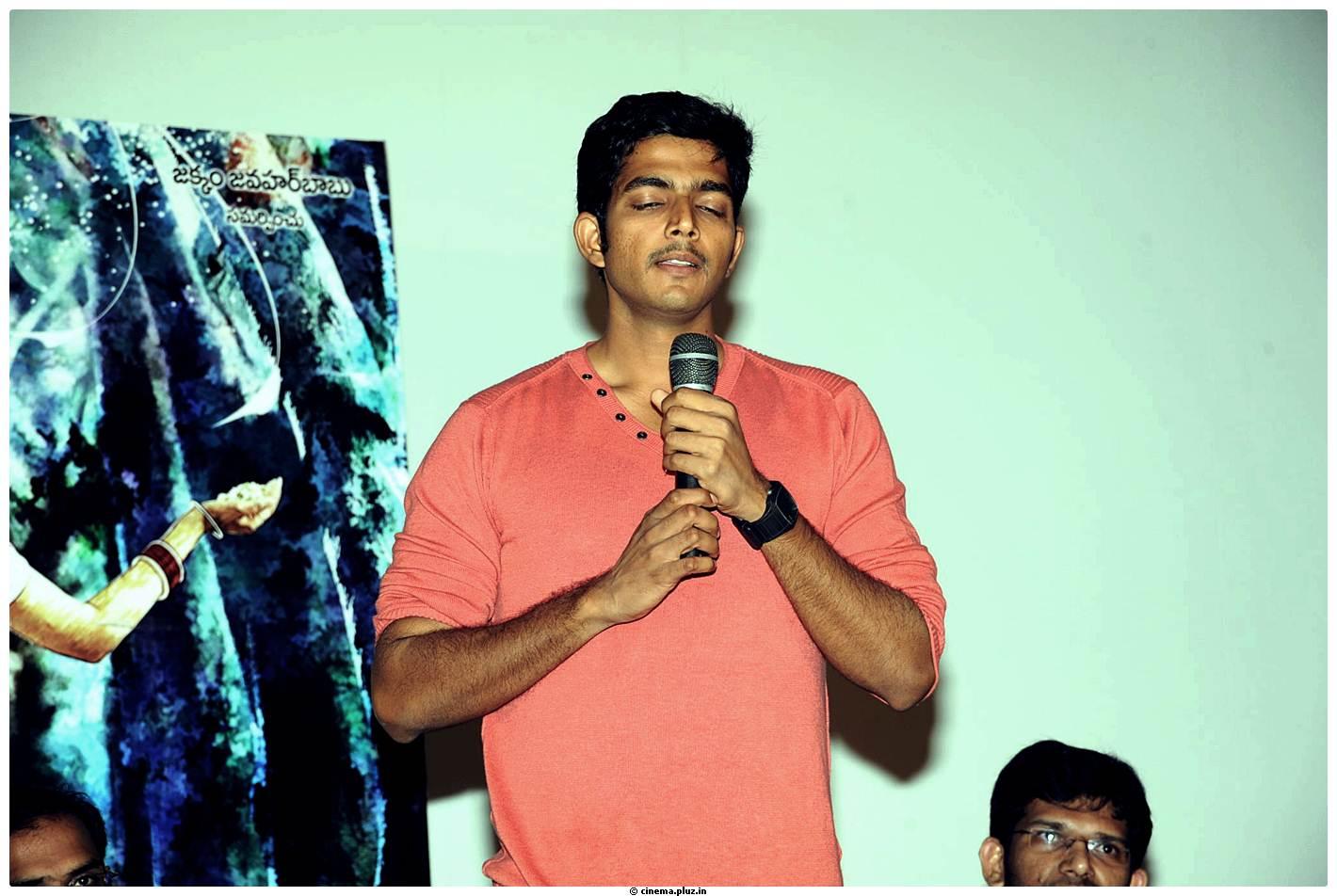 Kranti (Actors) - Mallela Teeramlo Sirimalle Puvvu Movie Success Meet Stills | Picture 505630