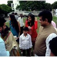 Namasthe Movie Opening Stills   Picture 506106