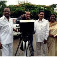 Namasthe Movie Opening Stills   Picture 506123