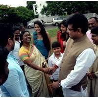Namasthe Movie Opening Stills   Picture 506127